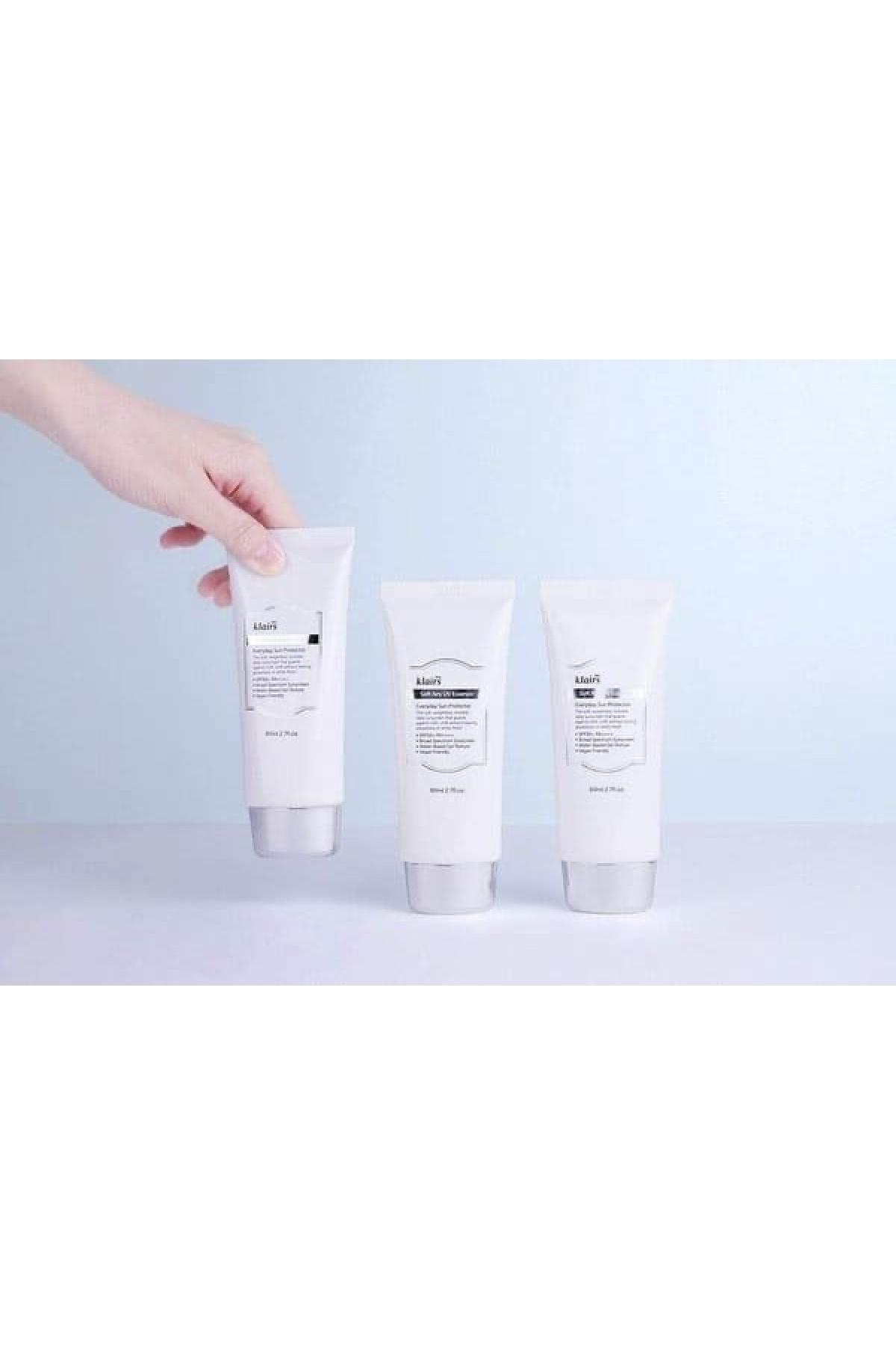 Солнцезащитный крем с спф 50 KLAIRS Soft Airy UV Essence 80ml, DEAR, KLAIRS