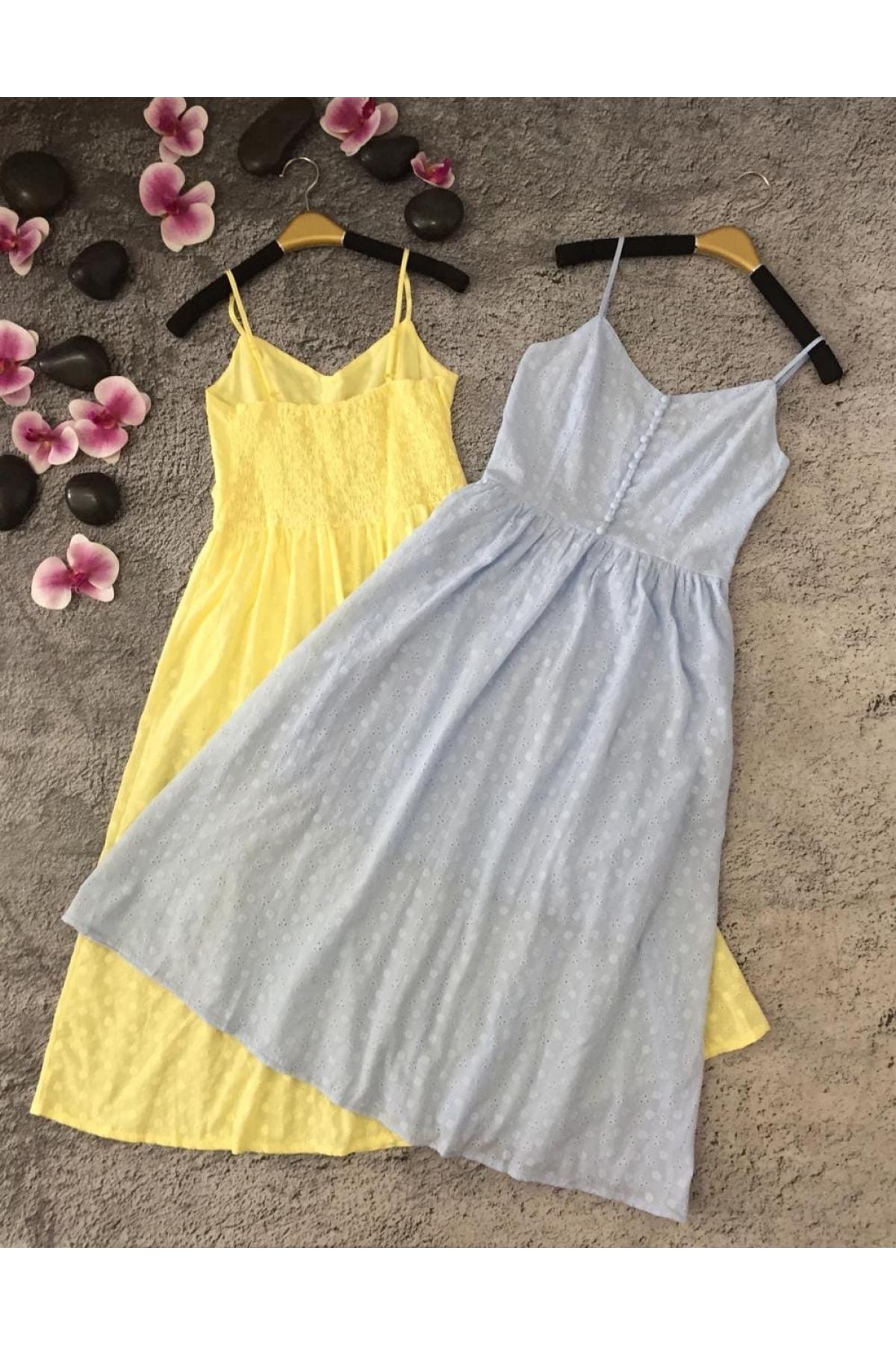 Платье миди летнее без рукавов весна