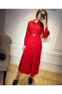 Стильное базовое платье