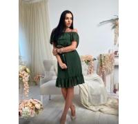 Коллекционные шифоновые платья