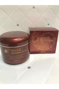 Мультифункциональный улиточный крем jigott snail reparing cream 100 мл