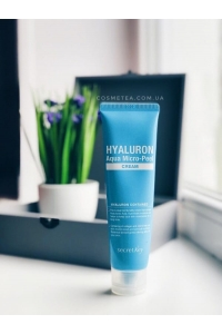 ГИАЛУРОНОВЫЙ КРЕМ ДЛЯ УВЛАЖНЕНИЯ И ОМОЛОЖЕНИЯ КОЖИ SECRET KEY hyaluron aqua soft cream
