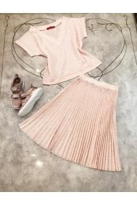Платье комплект двойка